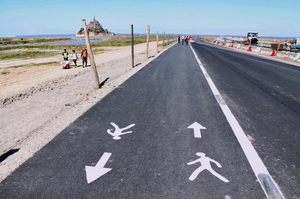 Touristen am Pranger: