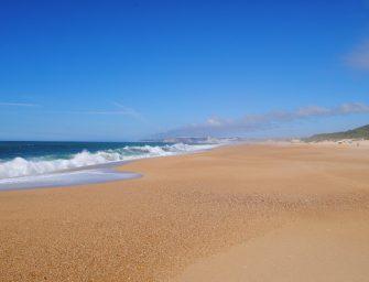 Ausspannen zwischen São Martinho und Nazaré