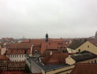 Bamberg, Besuch bei Biergöttern