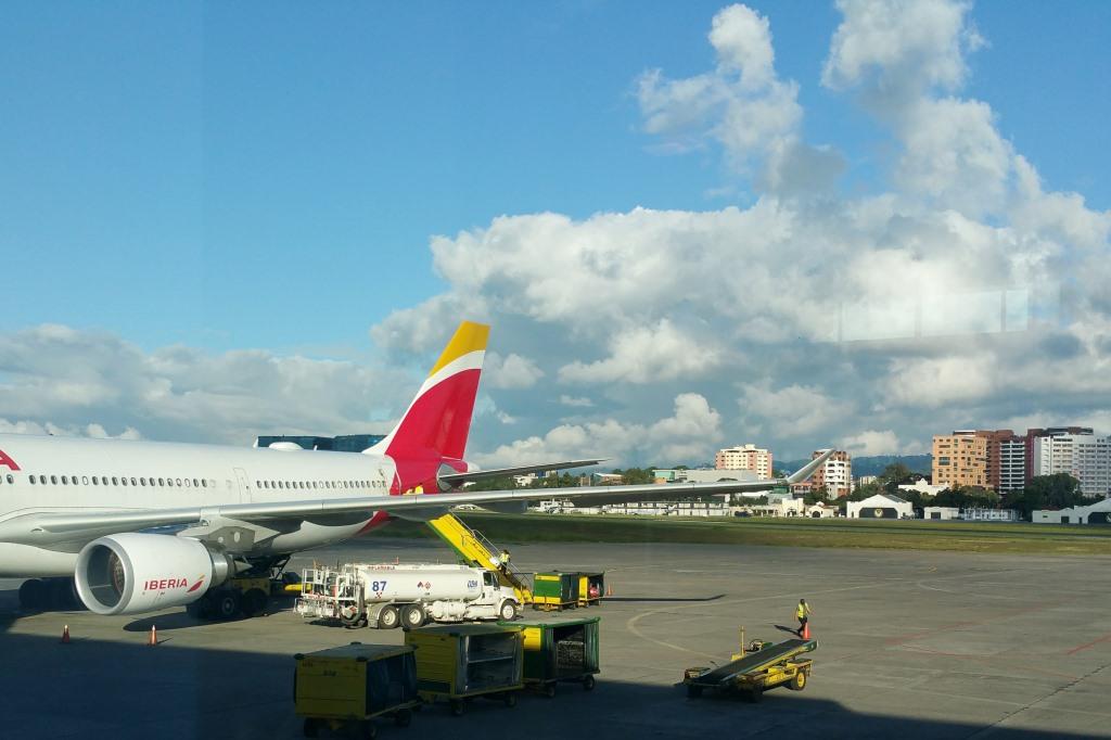 Bessere Touristen ohne Flugzeug reisen.