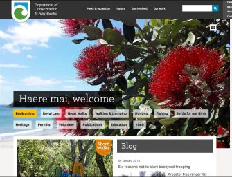 11 ultimative Neuseeland Websites