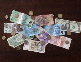Währung, die