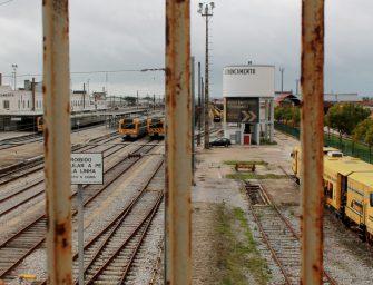 Tagesausflug: Entroncamento und sein Eisenbahnmuseum