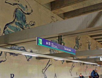 Lissabon Tipp: Mit der Metro zu den Azulejos