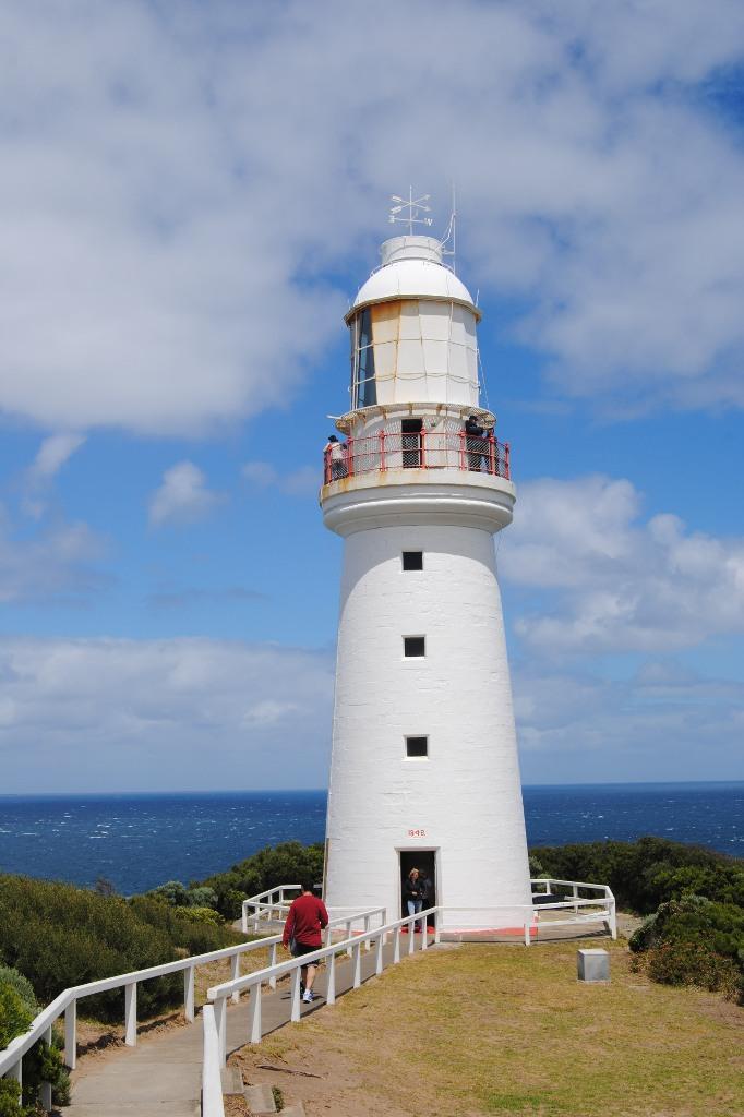 Leuchturm an der Great Ocean Road.