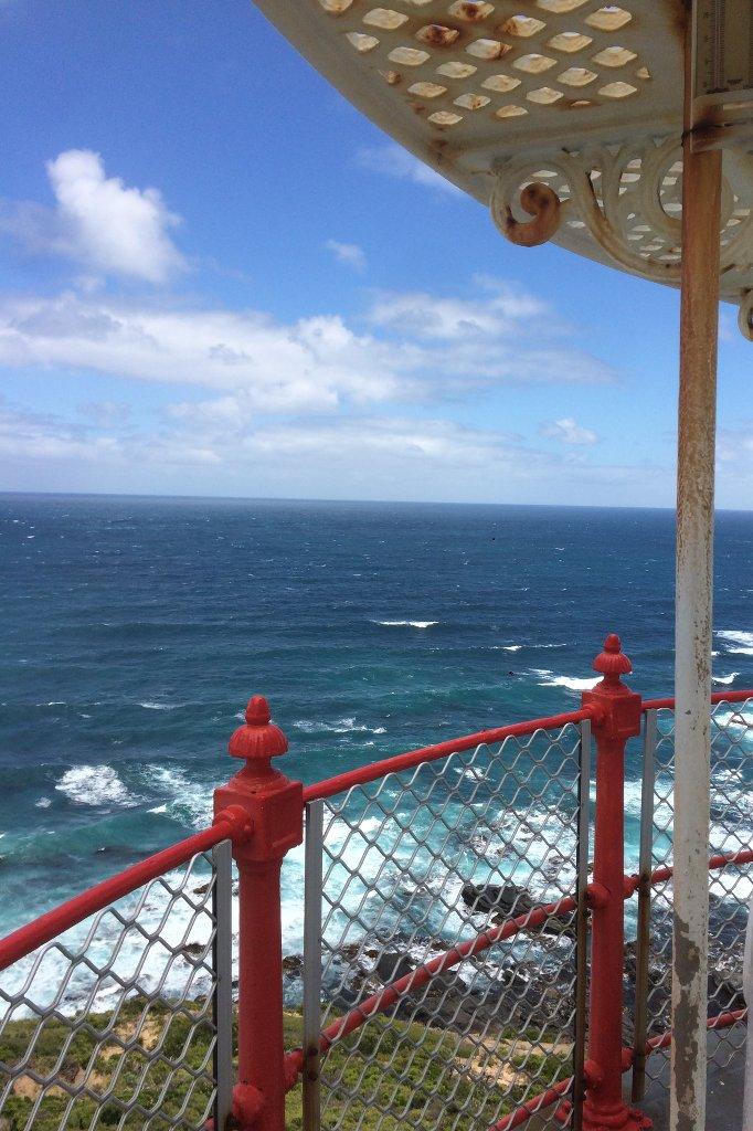 Der Leuchtturm Cape Otways Lightstation.