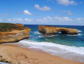 Von Melbourne zur Great Ocean Road