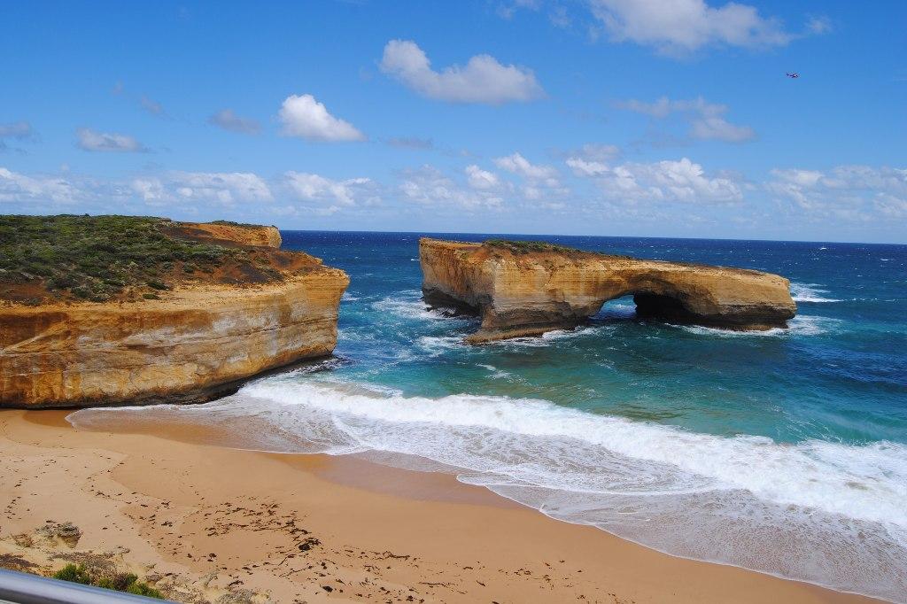 Great Ocean Road in Australien
