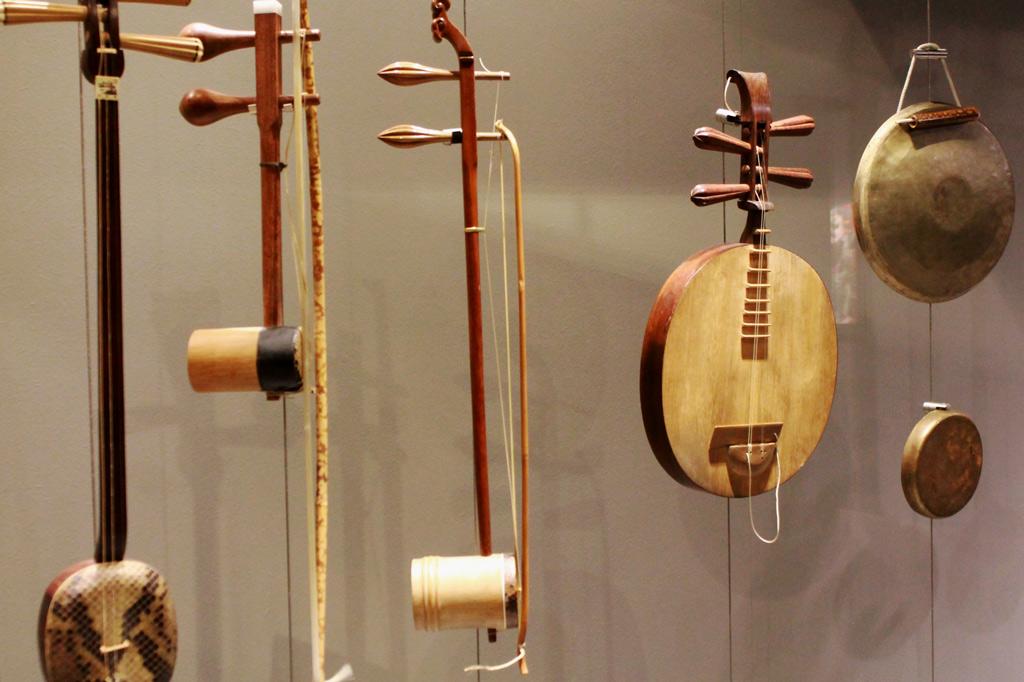 Museu do Oriente: Kulturaustausch in Lissabon: Traditionelle Musikinstrumente der Chinesischen Oper