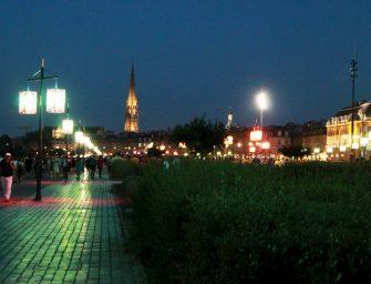 Bordeaux im Sommer: Am Fluss spielt die Musik