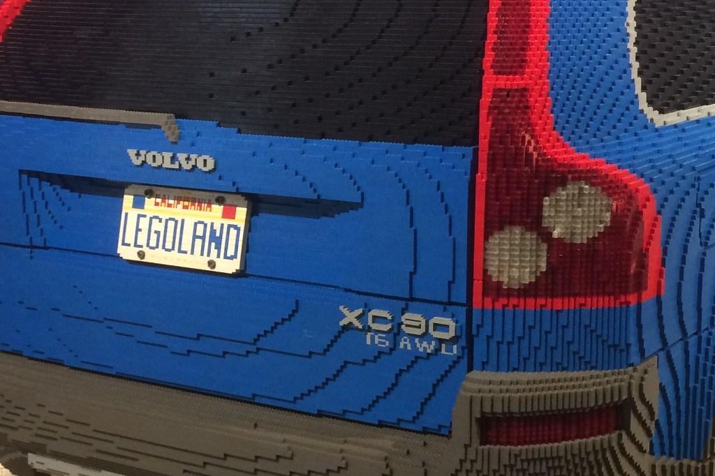 Ein Volvo aus Lege.
