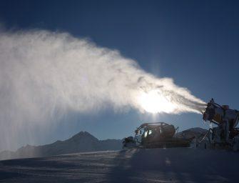 Wintersport in den Alpen: Schnee 4.0 vs. Klimawandel