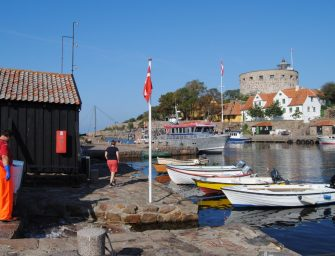 Christiansø. Vom Militär-Standort zum Tagesgäste-Magnet