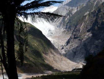 Franz Josef Gletscher – Klimawandel im Regenwald