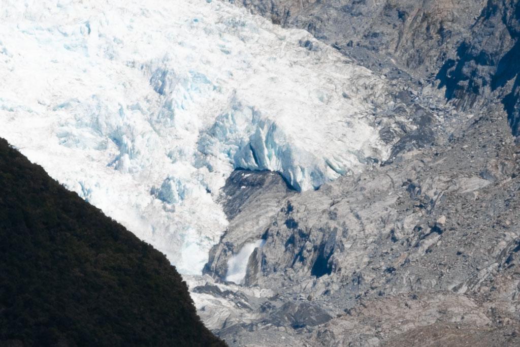 Gletschereis.