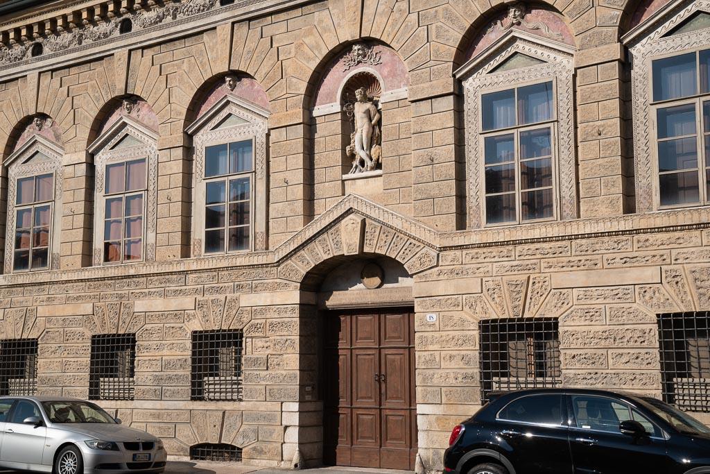 Wohnhaus von Giulio Romano in Mantua.