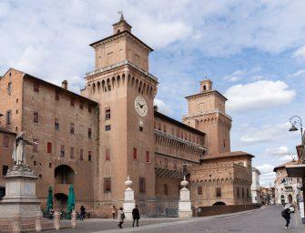 Ferrara – Melancholie und Schönheit