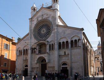 Romanik pur – die Kathedrale von Modena