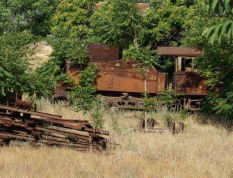 Libanon Reisetipp Rayak: Arabiens erste Eisenbahn