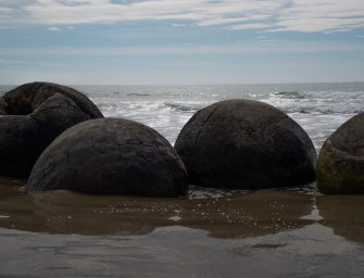 Moeraki Boulders – Naturwunder in Neuseeland