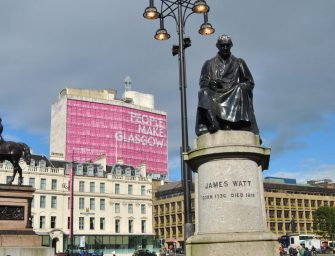 Glasgow – verliebt in die (un)schottischste Stadt von allen