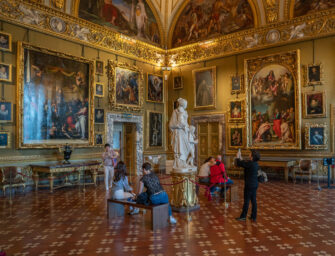 Meisterwerke aus der Galleria Palatina im Palazzo Pitti