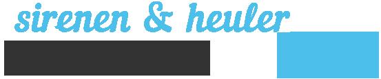 logo sirenen und heuler