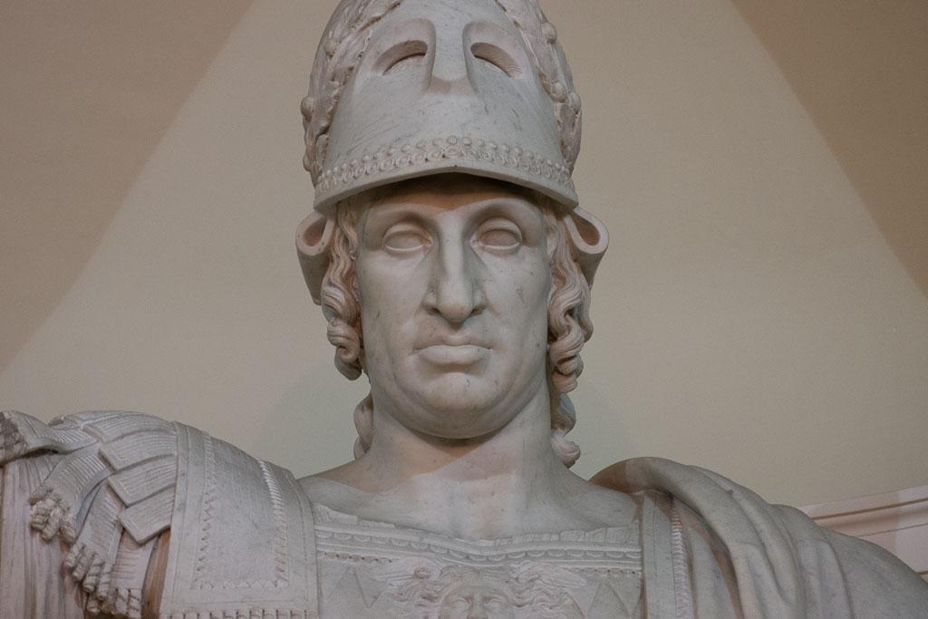 Ferdinand IV - Gründer des Archäologischen Nationalmuseum Neapel.
