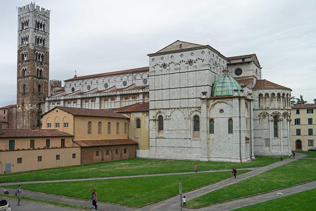 San Martin, die Kathedrale von Lucca.