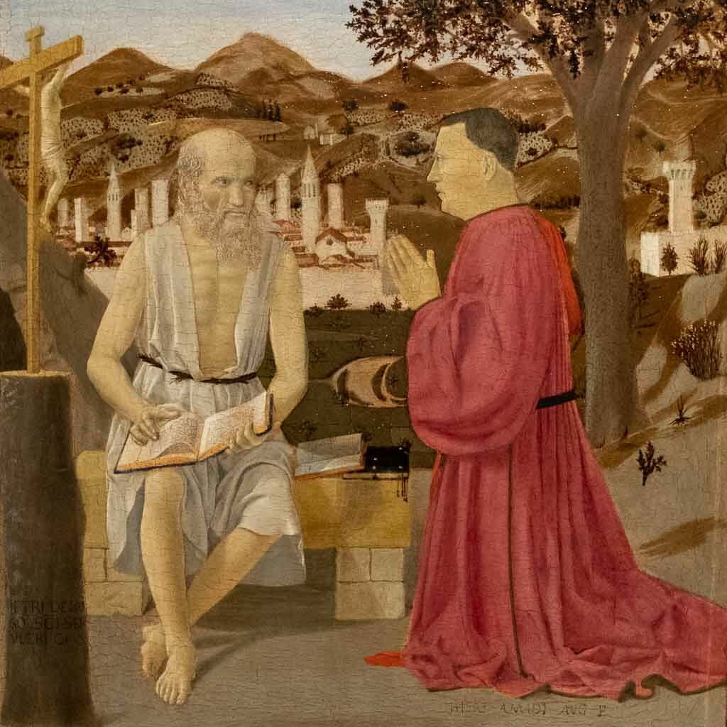 Gemälde von Piero della Francesca.